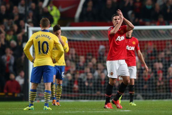No hubo tiempo para más anotaciones y el United se quedaba con los tres...