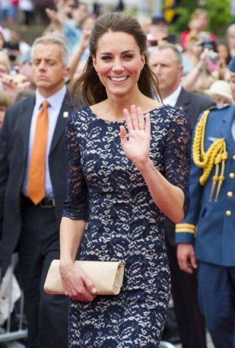Estamos seguros de que Kate Middleton seguirá imponiendo moda con su ref...