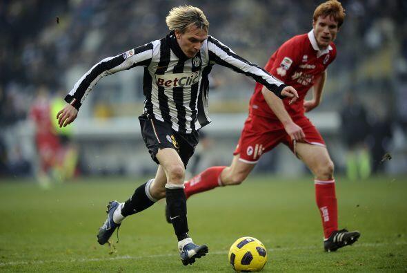 Anteriormente, Juventus había recibido al Bari.
