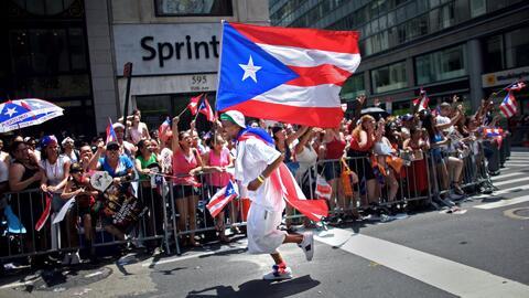 Organizaciones retiran apoyo a desfile puertorriqueño tras saber que hab...