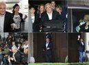 Dominique Strauss-Kahn regresó a Francia tras escándalo sexual en Nueva...