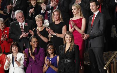 La familia Presidencial