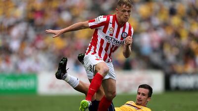 El irlandés jugó con Chelsea, Fulham y el Melbourne City.