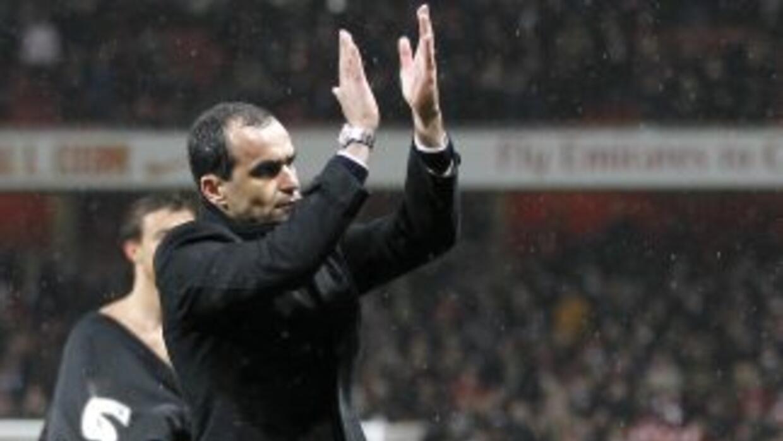 El presidente del Wigan anunció la decisión de Martínez, que llevaba cua...