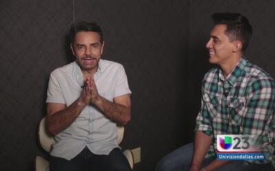 Eugenio Derbez habla de 'How To Be a Latin Lover'