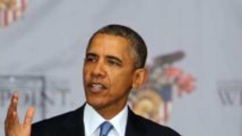 Obama recordó que en las últimas tres décadas, el costo promedio de una...