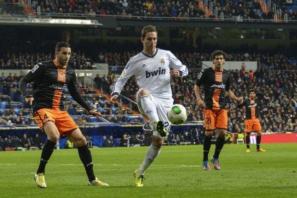 EL Real Madrid volvió a ganar con Cristiano en la cancha.