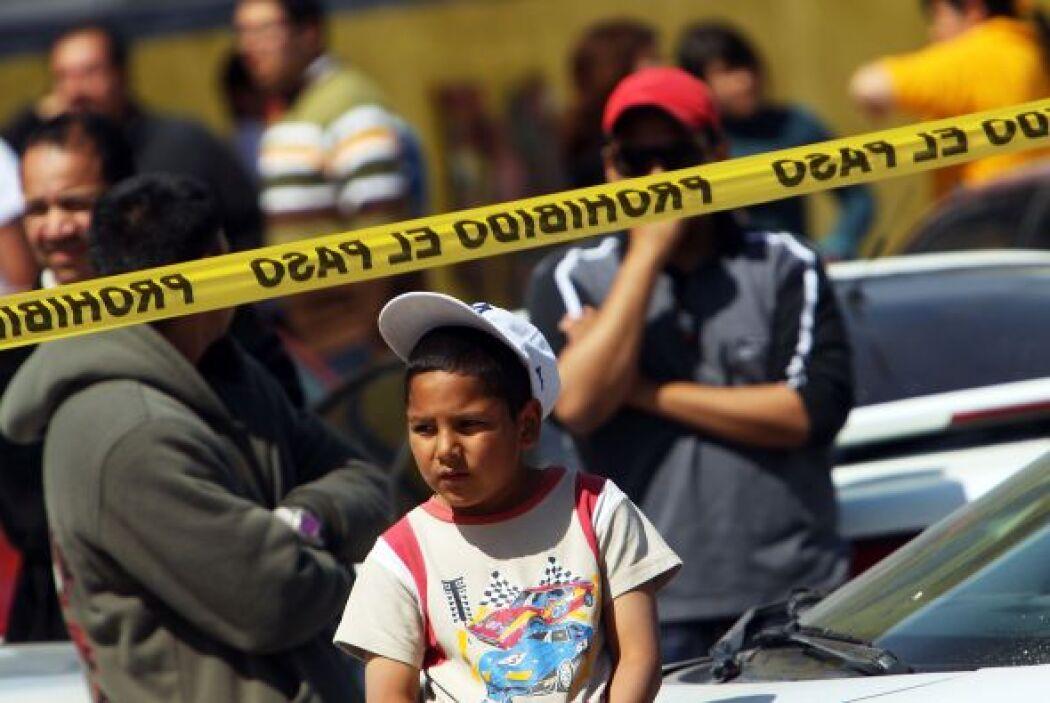Los niños mexicanos que cruzan la frontera ilegalmente y en solitario si...
