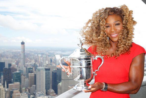 Hablando de dominio, el de Serena Williams en la WTA es notable y se man...