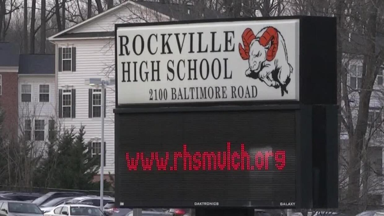 Reciben amenaza de bomba en Rockville High School tras la presunta viola...