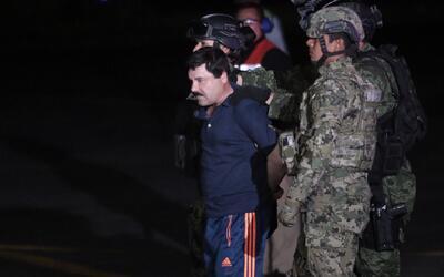 Las grandes fugas de 'El Chapo' Guzmán y la cacería para llevarlo tras l...