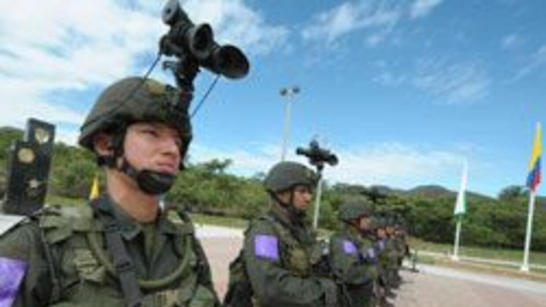 Policía colombiana dio fuerte golpe a las FARC 7f91085bc3f44718bb91726da...