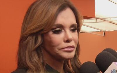 """Lucía Méndez: """"Me dieron en la torre"""" ante noticia del fallecimiento de..."""