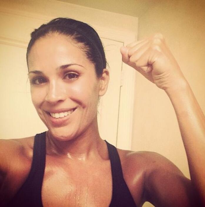 """¡Sí se pudo! #ejercicio  #salud  #fitness  #workout  #health"", comparti..."