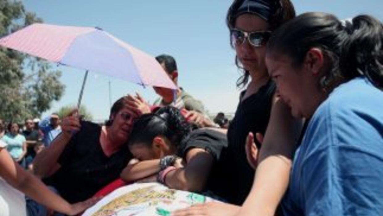 La violencia recrudeció en el estado de Tamaulipas, donde se registró un...