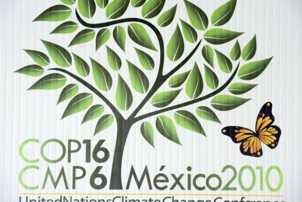 La convención reúne a más de 190 países y al menos 132 estaban presentes...