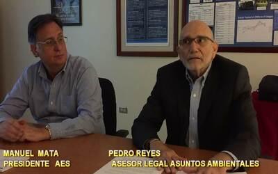 AES continuará depositando las cenizas de carbón en vertedero de Peñuelas