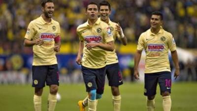 Las Águilas mantienen la cima en el Apertura 2014.
