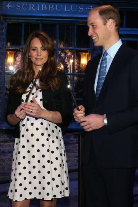 Parece que William se rindió, porque quedó hechizado por Kate hace mucho...