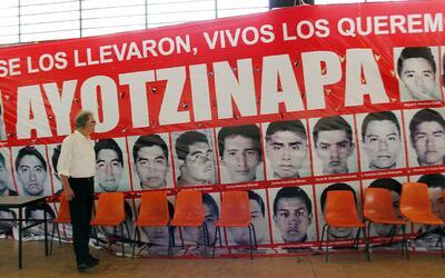 43 estudiantes de una escuela rural de Guerrero siguen desaparecidos des...