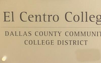 El Centro College conmemora 50 años de servicio educativo