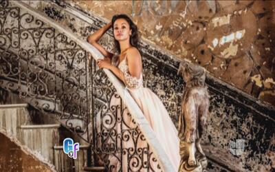 Imágenes del espectacular 'photoshoot' de Zoe Saldaña en Cuba