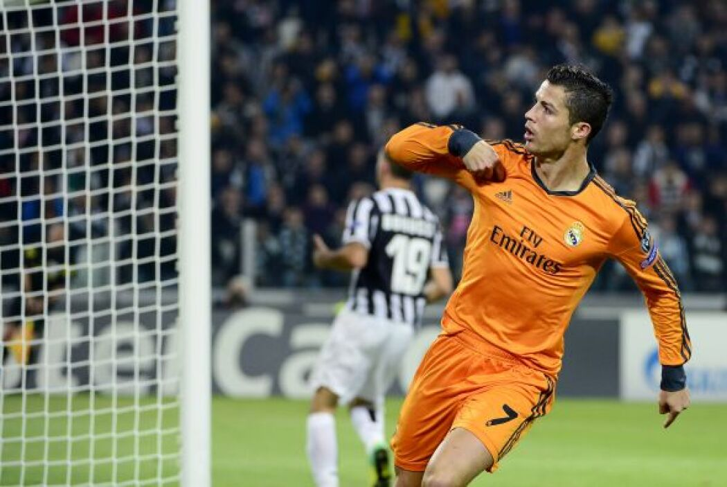 Pero Cristiano Ronaldo igualó las cosas poco después de que iniciara el...