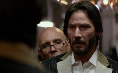'John Wick: Chapter 2' - vestido para matar