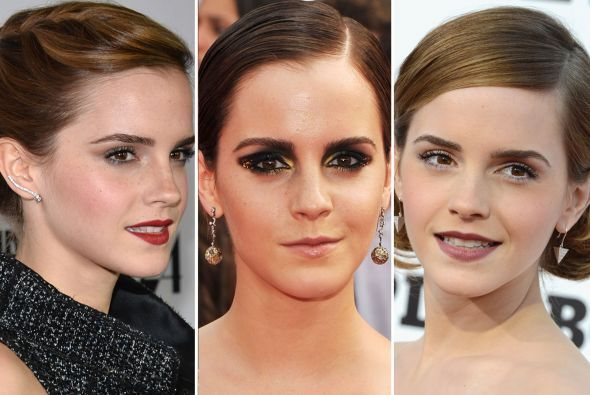 "Emma Watson pasó de tener unos pelos de ""bruja"" a una melena completamen..."