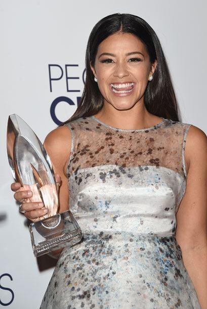 No televisaron el premio, pero 'Jane the Virgin' triunfó como Comedia Nu...