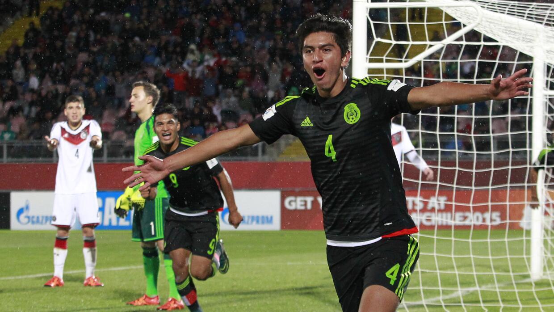 El Tri Sub 17 pasó invicto a la siguiente ronda en Chile 2015.
