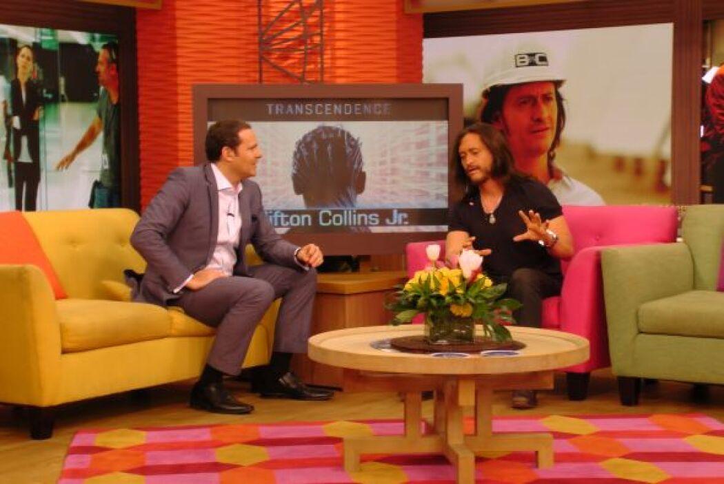 Y además habló de su abuelo, Pedro González González, el hombre que lo i...