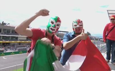El mundo de la Fómula 1 regresa a México