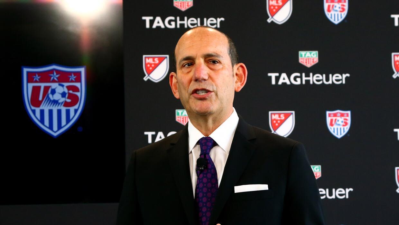 Don Garber, comisionado de la MLS