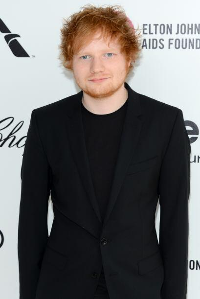 Ed Sheeran y su tema 'Thinking Out Loud' fueron nominados como Favorite...