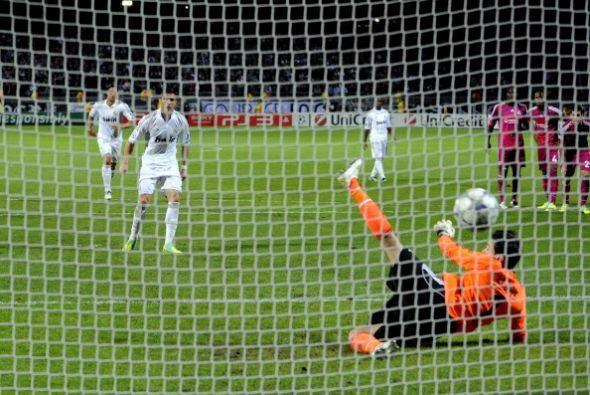 CR7 mantiene su racha goleadora y llegó a la marca de 101 goles.