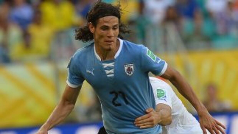 El charrúa jugará la próxima temporada con el club parisino.