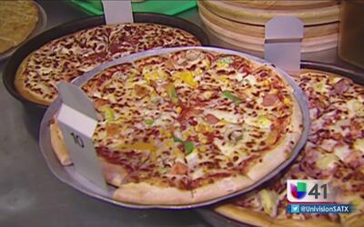 Festejamos el Día Nacional de la Pizza