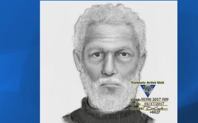 Revelan el retrato hablado del sospechoso de intentar raptar menores en...