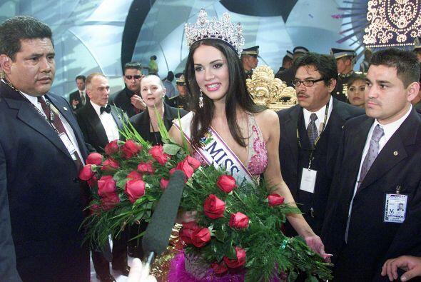 Casi a 10 años de haber sido coronada, la modelo y actriz, fue asesinada...