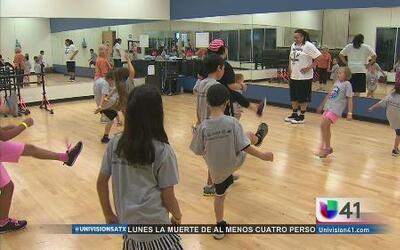 Team Up Day se propone mantener a los niños activados