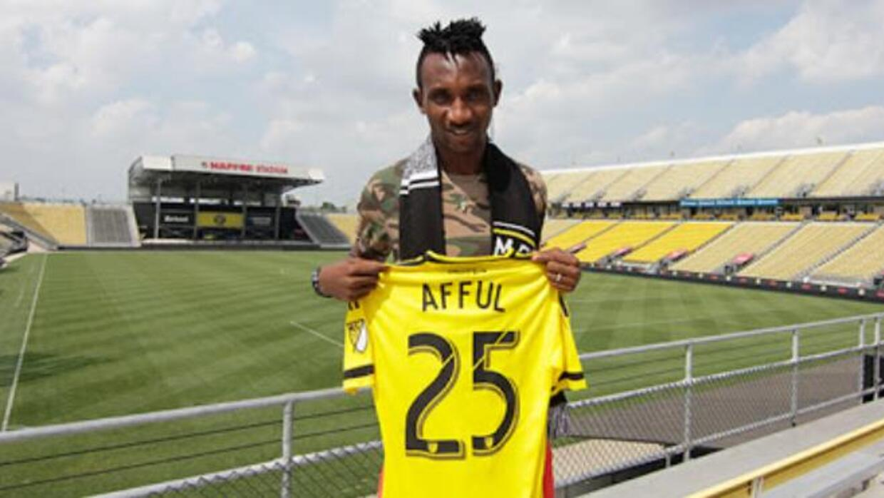 Harrison Afful, Columbus Crew