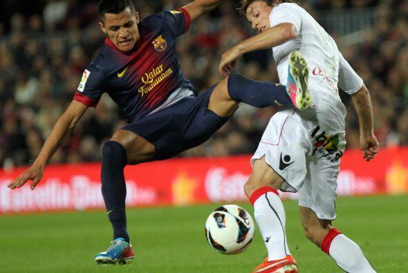 Alexis no solo hizo dos goles y dio dos asistencias, su juego fue desequ...