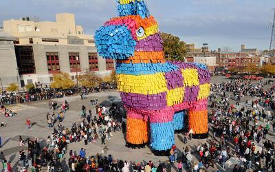 Ismael Cala nos explicó por qué cree que 'La Vida es una Piñata'