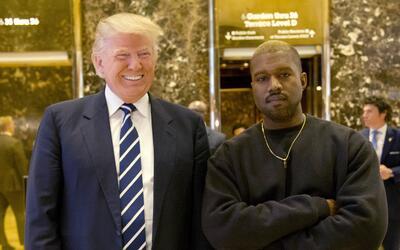 2016 fue duro Kanye West: canceló su gira, peleó con Beyon...