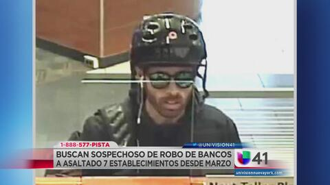 El terror de los bancos en Nueva York cambia de gorros pero se deja barba