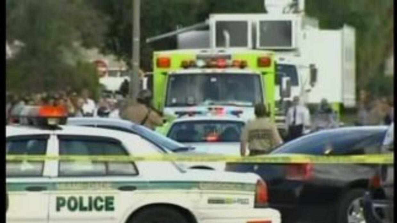 Mueren dos oficiales de Miami-Dade tras balacera