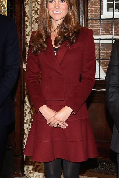Para mantener las carnes en forma, Kate Middleton come pollo, carne roja...