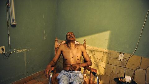 Guillermo Fariñas ha estado en por lo menos 20 huelgas de hambre.