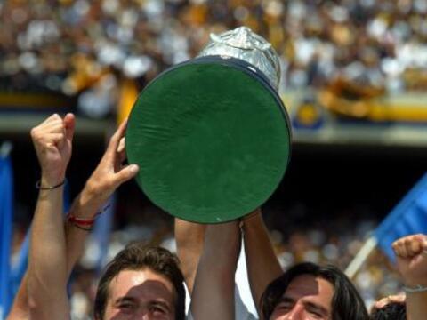 Después de levantar el segundo título de liga en 2004, los...